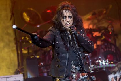 Große Show - Alice Cooper kommt 2019 für sechs Konzerte nach Deutschland