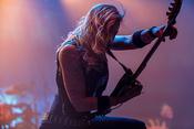Theatralisch: Fotos von Alice Cooper live in der MHPArena Ludwigsburg