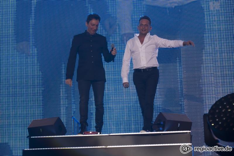 Schlagerfans aufgepasst - Schlager-Duo Fantasy feiert 20-jähriges Jubiläum mit großer Tour 2018/2019