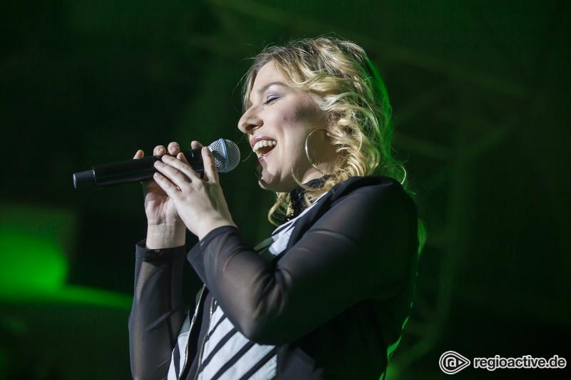 Helen Wilde (live bei der Schlagernacht des Jahres, Frankfurt 2017)