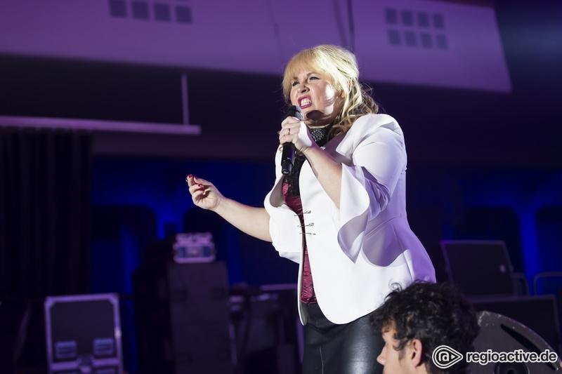 Maite Kelly (live bei der Schlagernacht des Jahres, Frankfurt 2017)