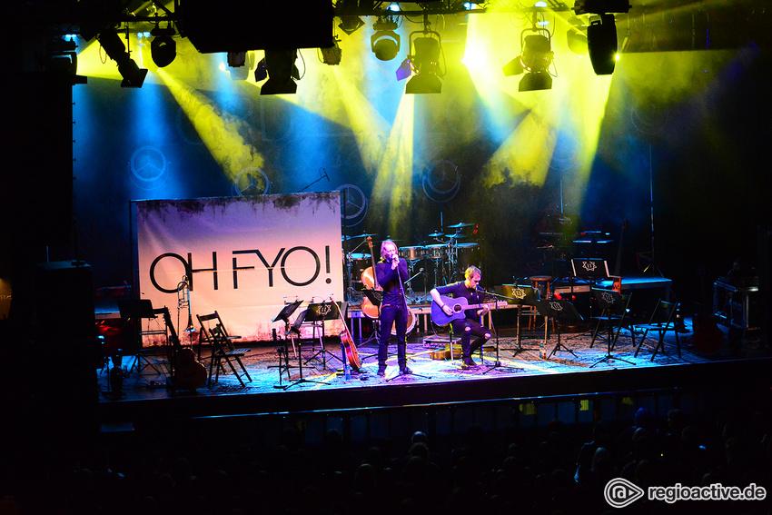 Oh Fyo! (live in Frankfurt, 2017)