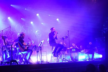 Ensemble der Verlorenen - Schwanengesang: Live-Bilder von Lord Of The Lost in der Batschkapp in Frankfurt