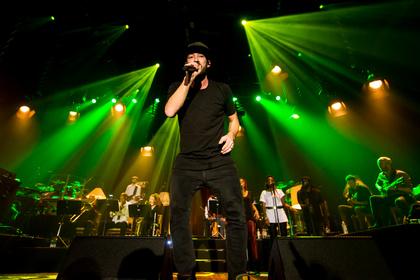 Reggae-Feeling - Live-Bilder von Gentleman MTV unplugged im Schlachthof Wiesbaden