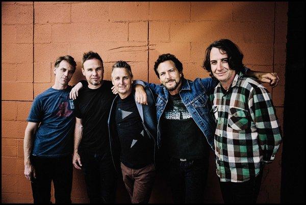 Grenznah - Rock Werchter 2018 mit Pearl Jam, Arctic Monkeys, Gorillaz und The Killers