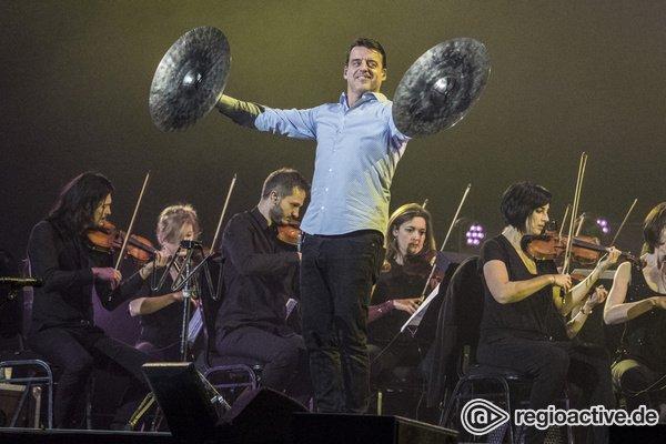 Großer Klangkörper - Fotos vom Antwerp Philharmonic Orchestra live bei der Night Of The Proms in Hamburg