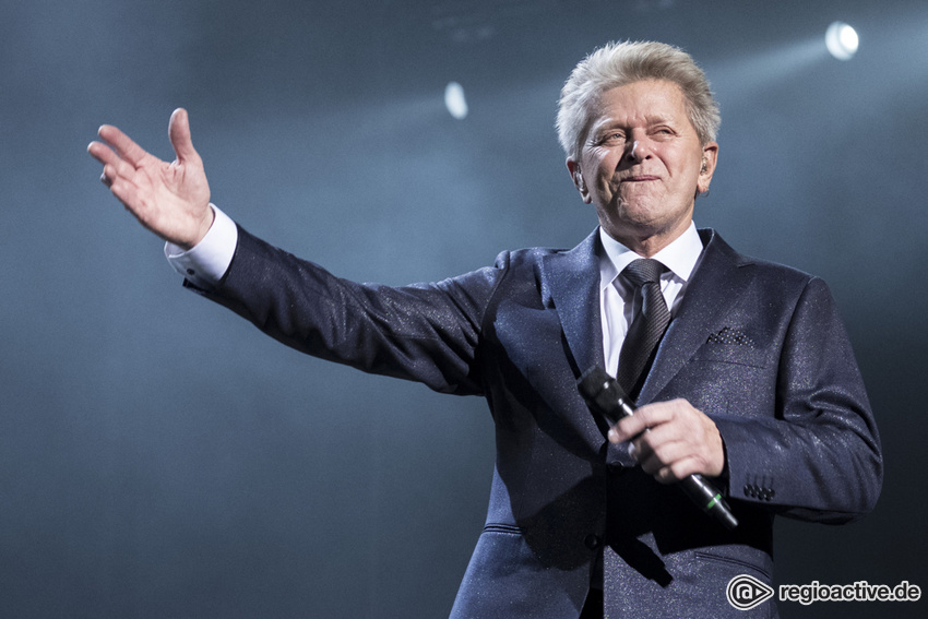 Peter Cetera (live in Hamburg, 2017)
