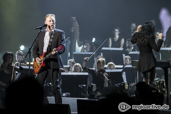 Stammgast - Live-Bilder von John Miles bei der Night Of The Proms in Hamburg