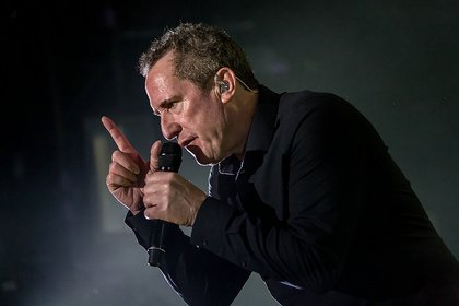 Tanzparty - OMD: Bilder der Synth-Pop-Stars live in der Stadthalle Offenbach