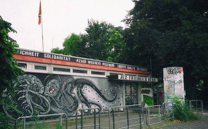 """Vorwurf """"linksextremistischer Tendenzen"""" - CDU Mannheim beantragt Schließung des Mannheimer Jugendzentrums Friedrich Dürr"""