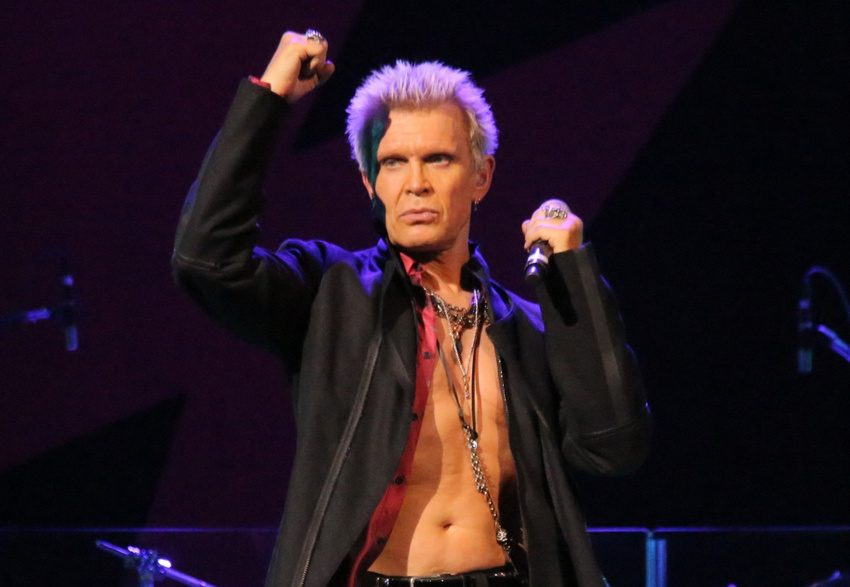 Billy Idol (2017)