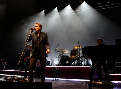 Eleganz gepaart mit Stimmbrillanz - Bryan Ferry: Zusatzkonzert in Bremen