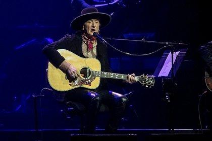 Im Sitzen - MTV Unplugged: Live-Fotos von Westernhagen in der SAP Arena in Mannheim