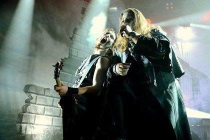 True Metal bis zum Umfallen - Das Knock Out Festival 2017 in der Schwarzwaldhalle in Karlsruhe ist ein voller Erfolg