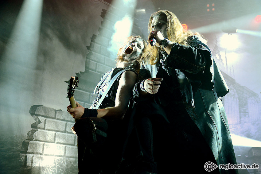 Powerwolf (live in Karlsruhe, 2017)