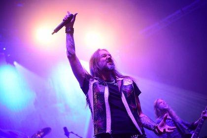 Schwedenhammer - Fotos von Hammerfall live beim Knock Out Festival 2017 in Karlsruhe