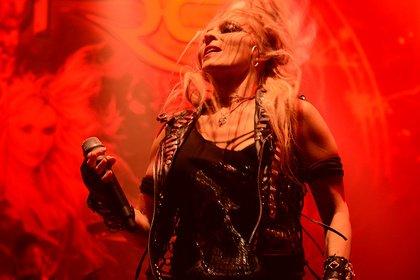 Rock On - Doro kündigt für Ende 2018 zahlreiche Deutschland-Konzerte an