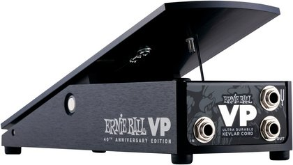 Ernie Ball Volume-Pedal: So sieht die 40th Anniversary Limited Edition aus