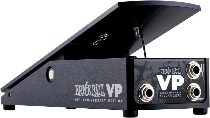 Ernie Ball Volume-Pedal: So sieht die 40th Anniversary Limited Edition aus