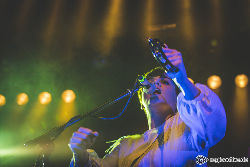 Louka (live in Frankfurt, 2017)