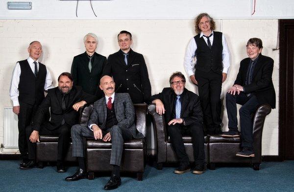 Frippertronisch - King Crimson bieten in Berlin eine Werkschau, die fast keine Wünsche offenlässt