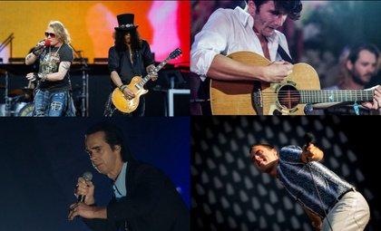 Faberhafte Konzerte aus dem Bilderbuch - Live gesehen: Die besten Konzerte 2017