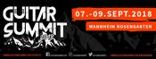 Guitar Summit 2018 Mannheim