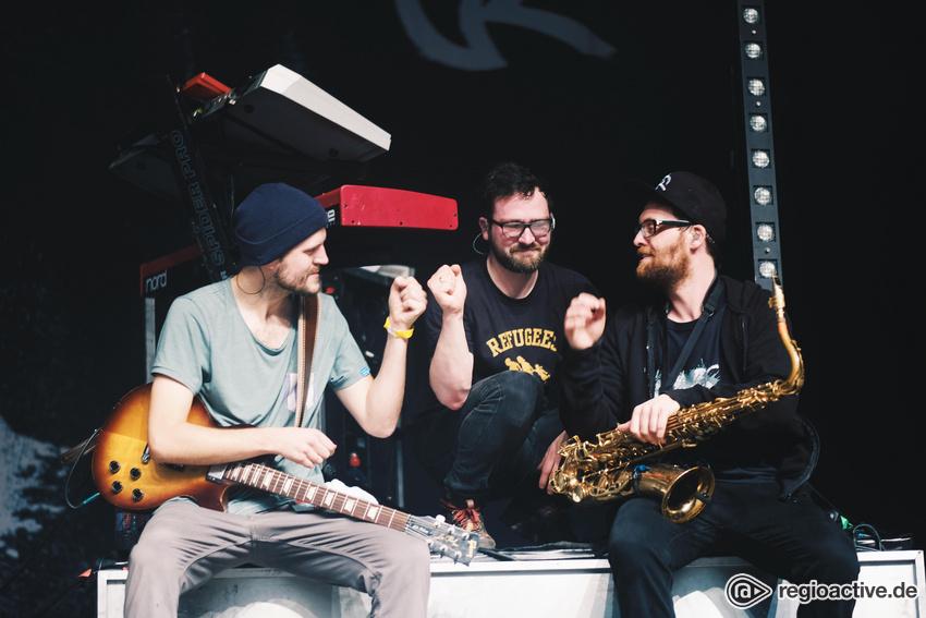Irie Révoltés live Mannheim