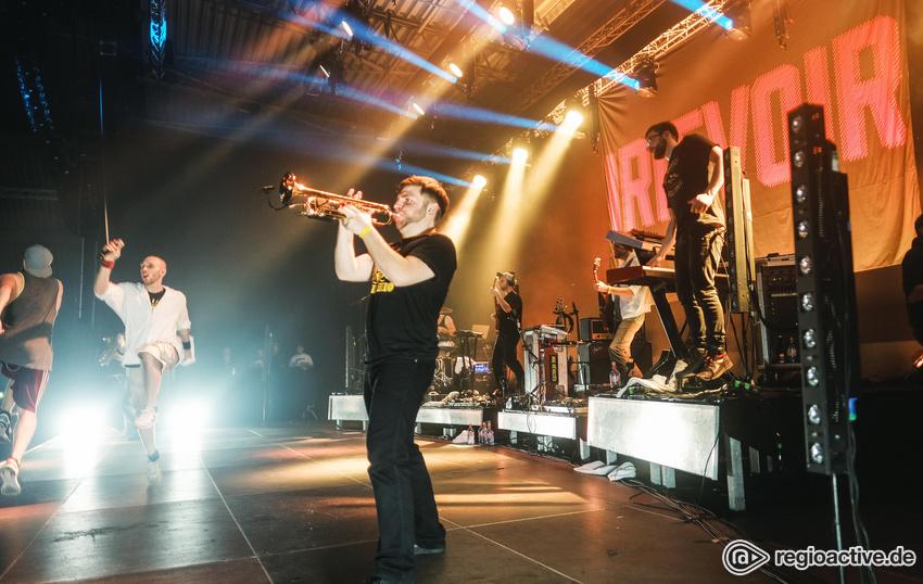 Irie Révoltés live Mannheim 2017