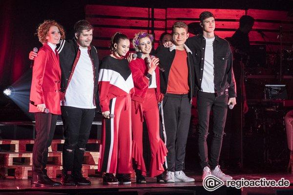 The Winners Take It All - Die Besten: Fotos der Live-Show von The Voice of Germany in Hamburg