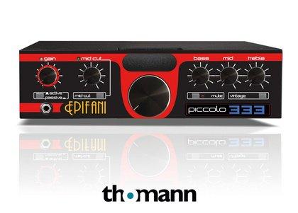 Bass-Marke Epifani jetzt bei Thomann erhältlich