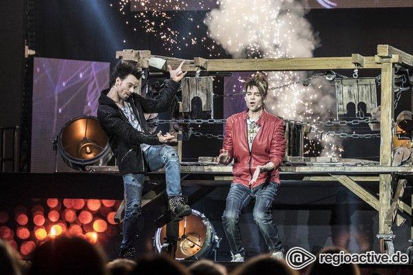"""Zauberhaft - """"Faszination"""": Fotos der Magie-Show der Ehrlich Brothers live in Hamburg"""