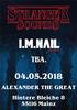 STRANGER SOUNDS - Opener für Metalgig im ATG Mainz gesucht!