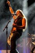 Live-Bilder von Freedom Call als Support von Iced Earth im Schlachthof Wiesbaden