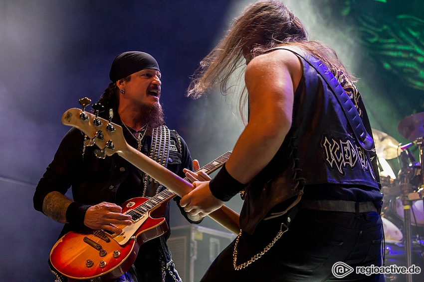Iced Earth (live in Wiesbaden 2018)