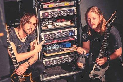 Positive Grid und Folk-Metal-Ikonen Eluveitie machen gemeinsame Sache