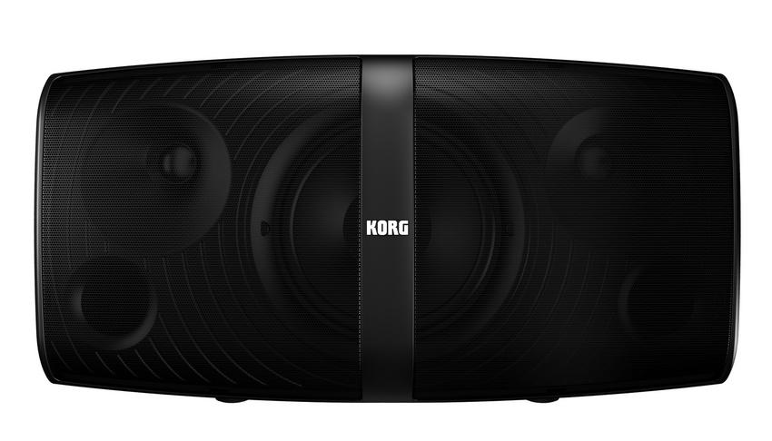 """""""KONNECT"""": KORG präsentiert ein mobiles Lautsprechersystem mit integriertem Mixer und Effekten"""