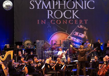 Rock im orchestralen Gewand - Neue Philharmonie Frankfurt präsentiert Symphonic Rock in Concert