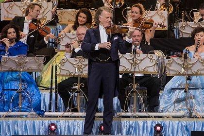 Opulent - André Rieu: Fotos des Klassik-Spektakels live in der SAP Arena Mannheim