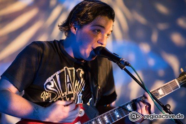 Stay angry! - 61Inch: Live-Bilder der Alternative-Rocker beim 7. Winteraward in Mannheim