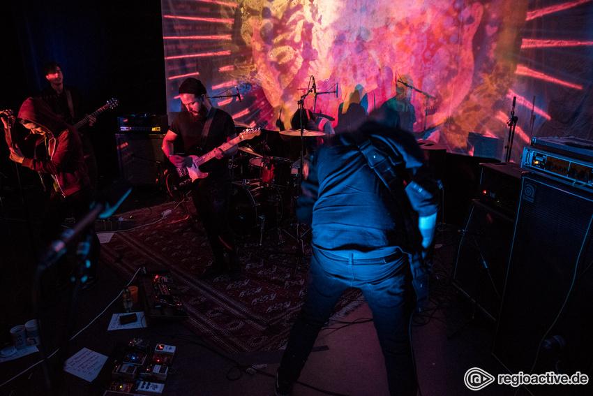 Chambers (live beim Winteraward 2018)