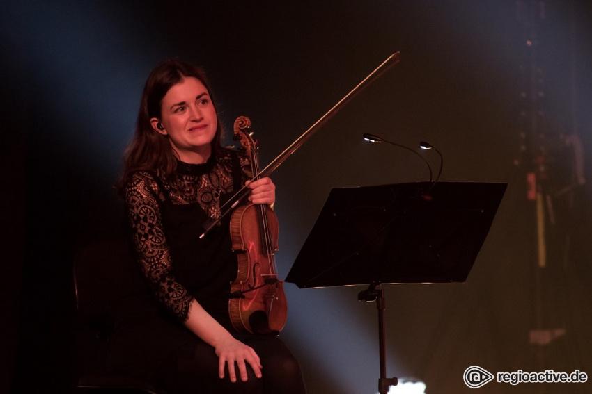 Alexa Feser (live in Leipzig, 2018)