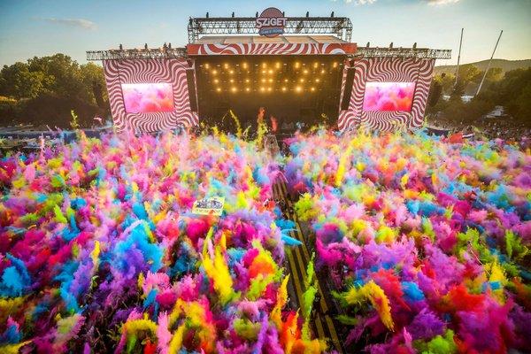 Die Vorfreude steigt - Sziget Festival 2018 bestätigt Kendrick Lamar, Kygo und Mumford and Sons
