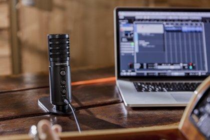 Bester Klang für Aufnahmen und Podcasting - NAMM 2018: Das beyerdynamic FOX ist die USB-Komplettlösung unter den Mikrofonen