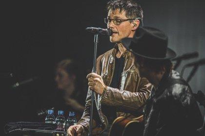 Sehr zurückgenommen - a-ha: Fotos der MTV Unplugged Tour live in der Festhalle Frankfurt