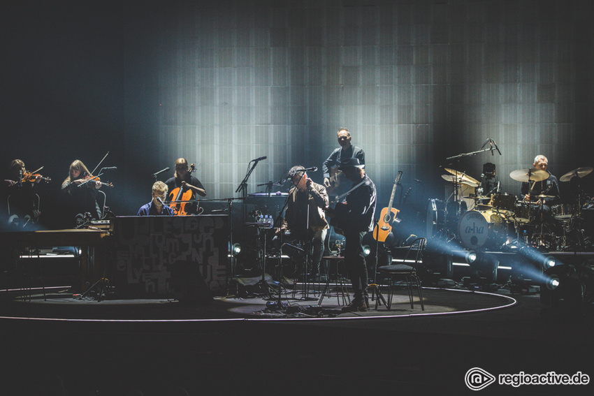 a-ha (live in Frankfurt, 2018)