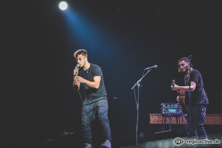 Alexander Knappe (live in Frankfurt, 2018)
