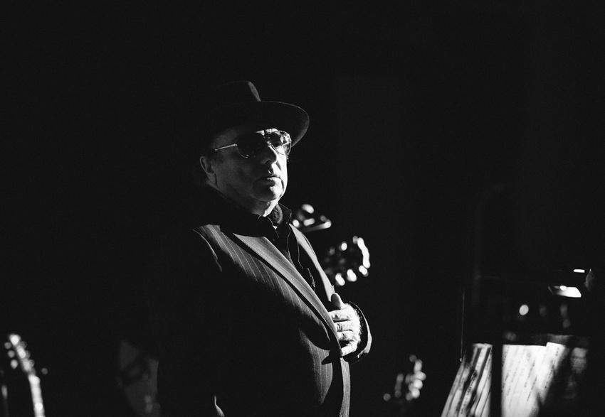 Van Morrison (Pressebild, 2015)
