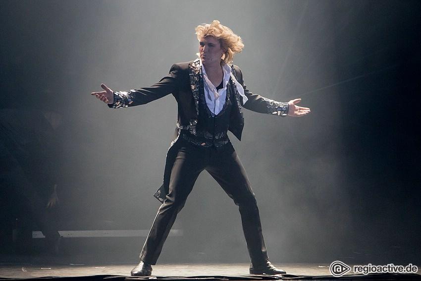 Hans Klok (live in Mannheim 2018)