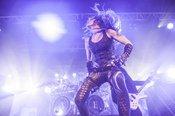 Arch Enemy: Live-Fotos aus der Grossen Freiheit 36 in Hamburg
